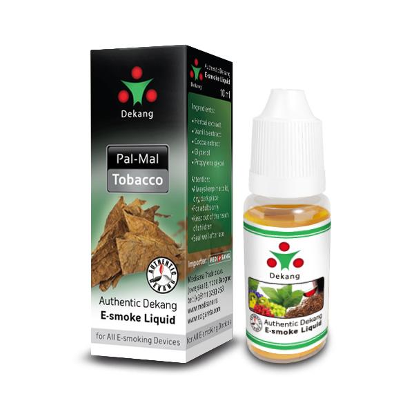 DEKANG e-tecnosti za elektronske cigarete - Pal-Mal Tobacco